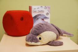 Maskottchen der Delfinklasse