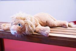 Maskottchen der Löwenklasse